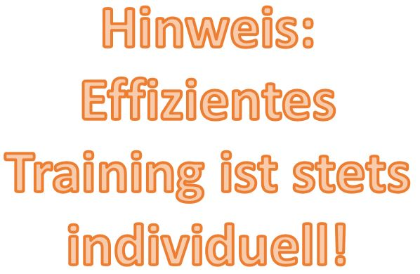 TXT Training Individuell