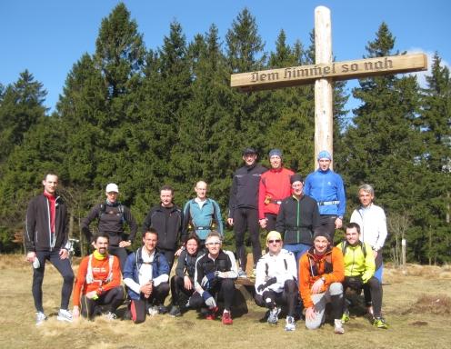 2011 gab es ein Trainingslager in Laubach am Naturpark Vogelsberg.